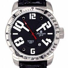 Aeromatic1912 Automatik Uhr mit 3-D Ziffernblatt A1379