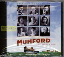 = original soundtrack from MUMFORD - composed by JAMES NEWTON HOWARD /CD sealed