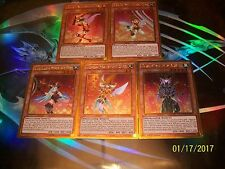 Apple + Berry + Chocolate + Kiwi + Lemon Magician Girl Set MVP1-ENG  Yu-Gi-Oh!