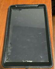 "Ellipsis 8 Qtaqz3 16Gb, Wi-Fi 4G (Verizon) 8"" w/otter box case bundle - Black"
