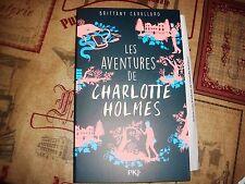LIVRE LES AVENTURES DE CHARLOTTE HOLMES