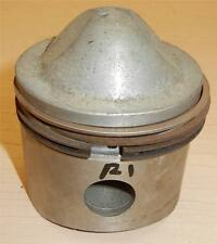 """1959 Matchless G12 650cc NOS 72mm +.010"""" aftermarket single piston + rings  -121"""