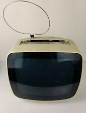 More details for vintage indesit space age astronaut tv - t12 spares