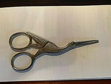 """4"""" High Quality Germany professional Swan scissors for embroidery or eyebrows"""