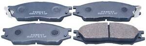 Brake Pad Kit FEBEST 0201-K11F OEM MN102192