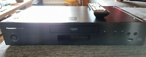 *** Panasonic DP-UB9004 EG1 4K HDR10+ Blu-ray Player - schwarz (DP-UB9004EG1) **