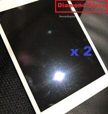 2x Glitter Diamond Shimmer Bling Tempered Glass Screen Protector for iPad Mini 4