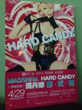 MADONNA PROMOTIONAL HARD CANDY Japan COUNTER DISPLAY #4