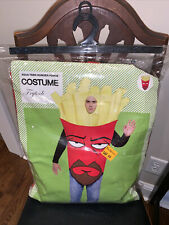 Adult Swim Aqua Teen Hunger Force Frylock Costume Meatwad Master Shake ATHF Rare