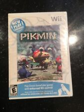 New Play Control! Pikmin - Nintendo Wii New Ripped Seal Sun faded Cover
