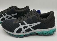 Asics  Gel Quantum 360 5 1022A104 001 Black Grey Running Shoes Women's Size 9.5