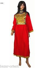Orient Nomaden Tracht afghan kleid Tribaldance afghanistan traditional dress R16