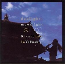 Daylight, Moonlight: Live in Yakushiji by Kitaro (CD, Mar-2015, 2 Discs, Domo)