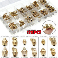 Grease Nipples Assorted Pack M6X1 M8X1 M10X1 15