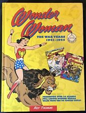 Wonder Woman The War Years 1941-1945   Large Hardback Book