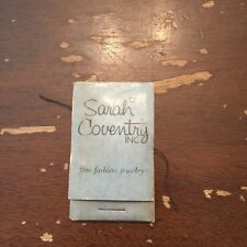 Vintage Sarah Coventry Jewelry Advertising Sewing Mending Kit
