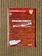 Stadion Aktuell, VFB STUTTGART: VfL WOLFSBURG, 10/11
