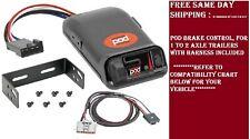 80500 Brake Controller Combo Pack  for 2019 Chevrolet /  Silverado 1500