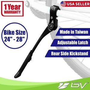 Bicycle Rear Side Kickstand Side Kick Stand Adjustable Alloy Road Bike MTB BMX