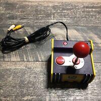 Namco TV Games Plug N Play Video Game System Jakks Pacific 2003 Pac Man Dig Dug