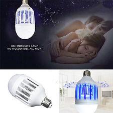 E27 15W LED Zapper Anti-Moustique Ampoule Lampe Insectes Vola IXMB M4