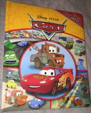 Disney Pixar Cars - First Look & Find Large Board Book