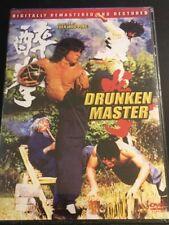 Drunken Master DVD Starring: Jackie Chan, Simon Yuen, Hwang Jang Lee