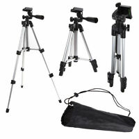 Universal Camera Camcorder Tripod Stand for Canon Nikon Sony Fuji Panasonic Sale