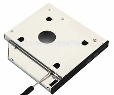 SATA 2nd HDD SSD Hard Drive Caddy per HP Probook 4510s 4430s 4530s 6440b 6550b