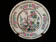 "CROWN CLARENCE STAFFORDSHIRE INDIAN TREE / CHINESE BIRD 9"" PLATE"