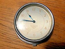 Rare Marine 8 Day Clock by Smith English Clocks Ltd for Manhattan Marine Ny