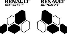 Renault Clio Megane Twingo Sport stickers decals graphics trophy cup RS GT 275