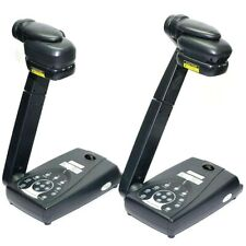 Lot Of 2 Avervision 300af Document Camera Projector Withpcpadaptervgausbcords