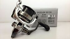 DAIWA Exceler 3012H Spinning Reel 3012 H & Chemical Light