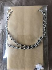/ anklet Black And Diamond Brand new pair of Indian payal