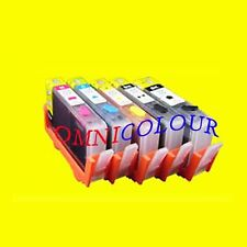 5 refillable cartridge chipped for HP564 564, HP364 C6383 B5580 C6350 C6380