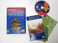 Bully game for Sony PlayStation 2 -Complete
