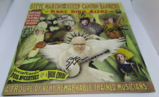 Steve Martin and the Steep Canyon Rangers signed Album