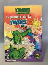 KAMANDI N°1 COLECCIÓN SUPER STAR/ARTIMA COLOR DC/ COMICS