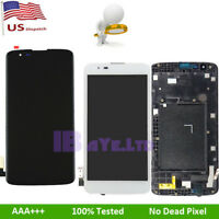 for LG K7 K330 MS330 LS675 Screen LCD Touch Display Digitizer Replacement +Frame
