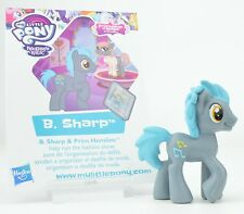 My Little Pony Friendship Is Magic Wave 20 2-Inch Mini-Figure - B. Sharp