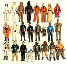 CHOOSE: Star Wars Vintage * ANH ESB ROTJ * 1977-1985 * Combine Shipping!