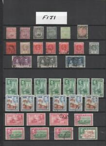 FIJI COLLECTION ON 7 PAGES