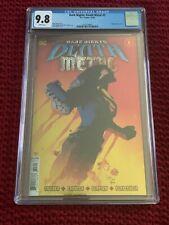 Dark Nights Death Metal #3-CGC 9.8-NM-1st Print-Scott Snyder-Greg Capullo-DC