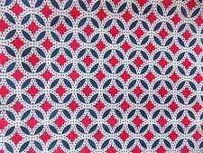 WtW Fabric Circle Diamond Dots Pattern Mod Alfresco Wilder Stonehill  Quilt