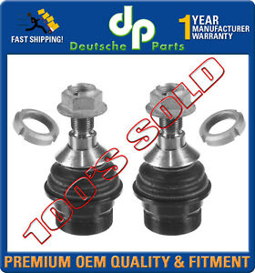 Mercedes W164 W251 ML R GL Lower Control Arm Ball Joint Joints 1643300935 Set 2