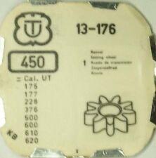 Unitas cal. 175-177 zeigerstellrad part No. 450 ~ nos ~