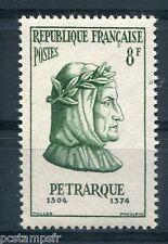 FRANCE - 1956, timbre 1082, PETRARQUE, PETRARCA, neuf**