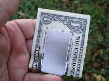 Stainless Steel Money Clip Knife KCH11 SS 2x1 KC521
