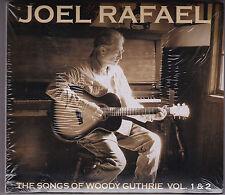 Joel Rafael - The Songs Of Woody Guthrie Vol 1 & 2 - CD - (2CD)